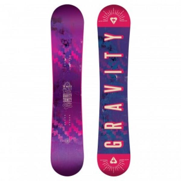 Snowboard Gravity Trinity 148