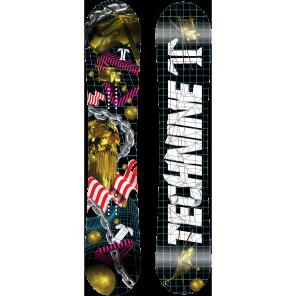 Snowboard Technine 155 Ooltra