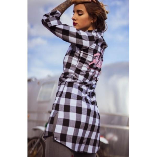 Checkered shirt Dres 101 Riders